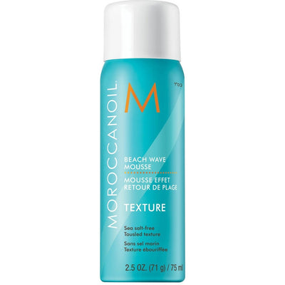 MOROCCANOIL BEACH WAVE MOUSSE 2.5 Fl. Oz.