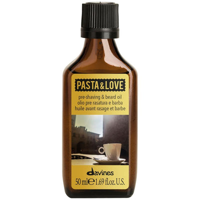 Davines Pre-Shaving & Beard Oil 1.69 Fl. Oz.