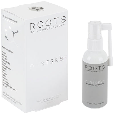 Roots Professional D-Stress Topical Solution 2 Fl. Oz.