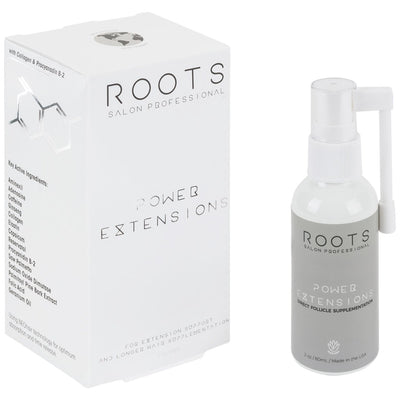Roots Professional Power Extensions Topical Solution 2 Fl. Oz.