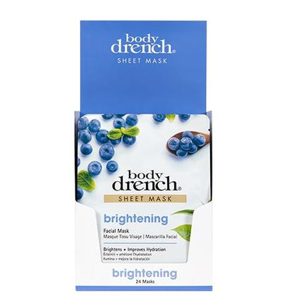 Body Drench Brightening Facial Mask 0.85 Fl. Oz.