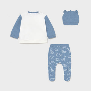 Baby Boy 3 Piece Outfit by Mayoral