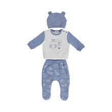 Load image into Gallery viewer, Baby Boy 3 Piece Outfit by Mayoral