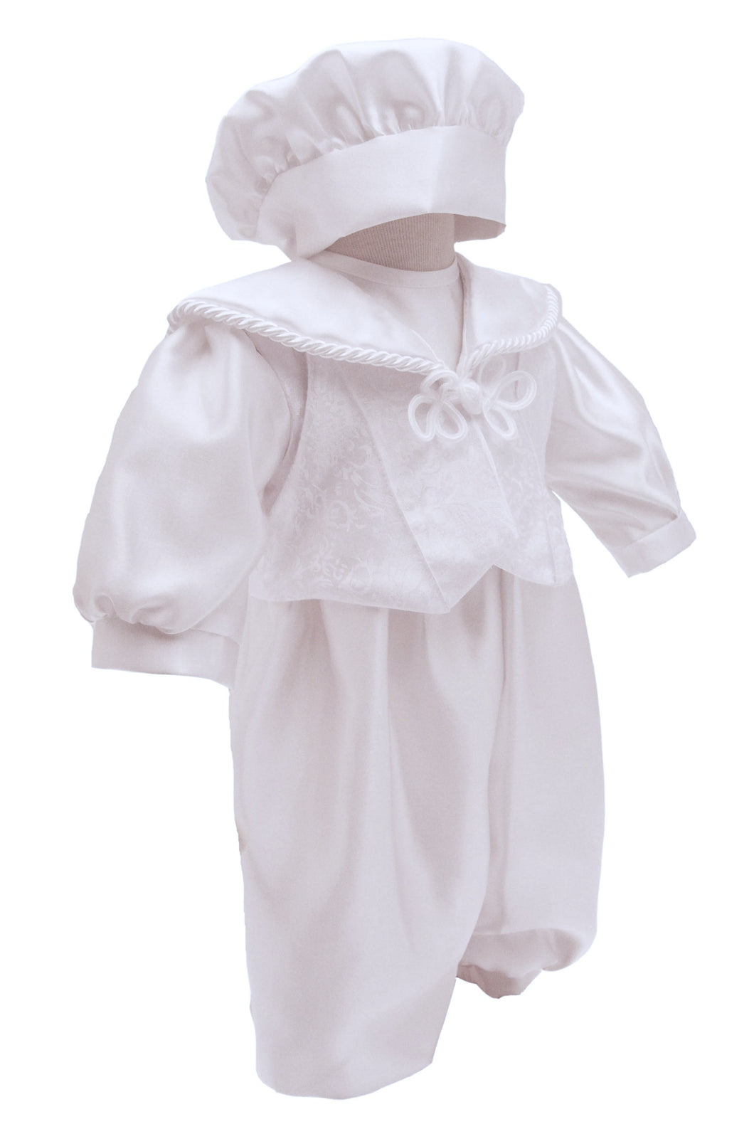 Baby boy Christening outfit. Baby boys Christening suit. Baby boy romper set for Baptism . Baby boy white suit.