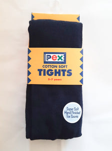 Pex Cotton Soft School Tights