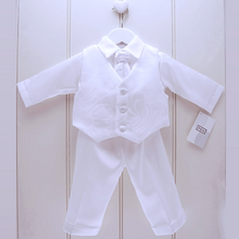 Load image into Gallery viewer, Baby boys  christening outfit style Michael by pex.