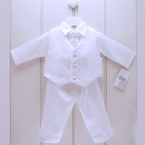 Baby boys  christening outfit style Michael by pex.