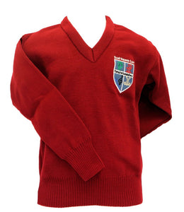 Naomh Eoin  school uniform sweater