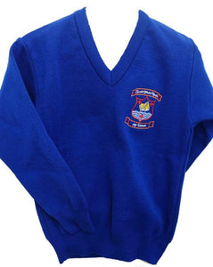 St Paul's NS School sweater
