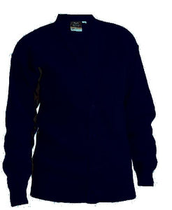 Navy School Uniform Cardigan
