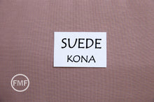 Load image into Gallery viewer, Suede Kona Cotton Solid Fabric from Robert Kaufman, K001-1855