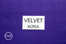 Load image into Gallery viewer, Velvet Kona Cotton Solid Fabric from Robert Kaufman, K001-1857