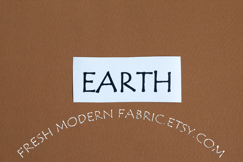 Earth Kona Cotton Solid Fabric from Robert Kaufman, K001-138