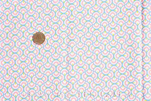 Newbury in Pastel, Stile Collection, Liberty Lifestyle Fabrics, 100% Cotton Fabric, 03384156D