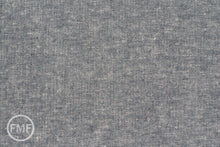 Load image into Gallery viewer, INDIGO Yarn Dyed Essex, Linen and Cotton Blend Fabric from Robert Kaufman, E064-1178