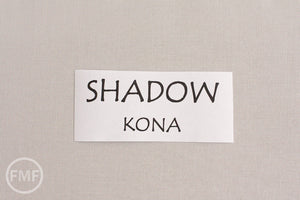 Shadow Kona Cotton Solid Fabric from Robert Kaufman, K001-457