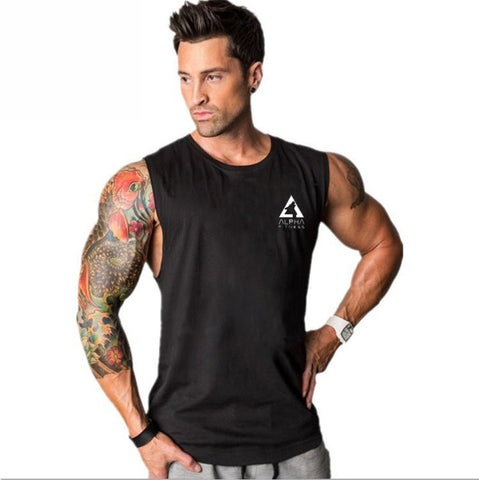 Muscle Tee by Alpha Fitness PH