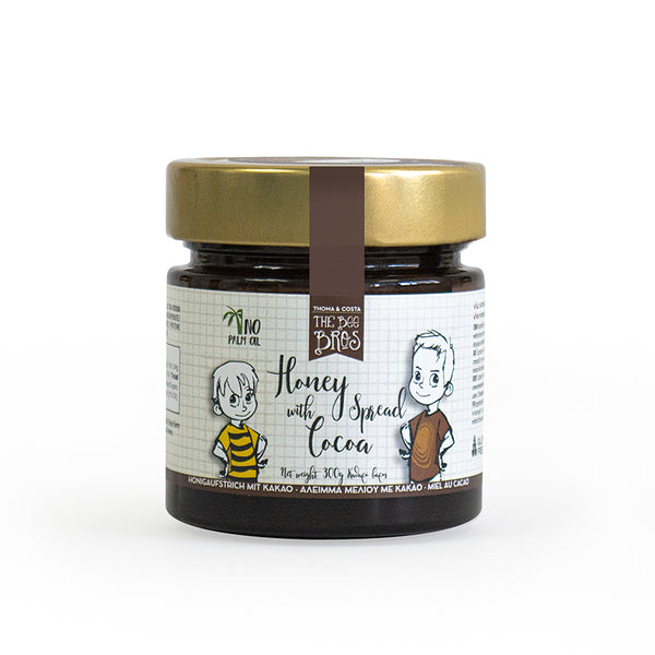 Honey with Cocoa Spread 300g