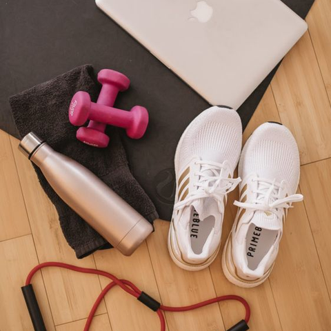 How to chill: one of the best ways to take a break from a stressful task is to exercise and indulge in movement that makes you feel good and in the flow state.