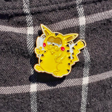 Load image into Gallery viewer, GARFICHU ENAMEL PIN