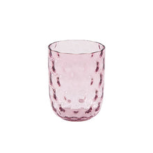 Indlæs billede til gallerivisning DANISH SUMMER TUMBLER BIG DROPS PURPLE, 250 ml