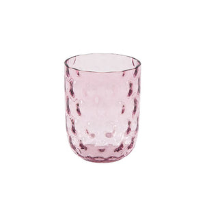 DANISH SUMMER TUMBLER BIG DROPS PURPLE, 250 ml