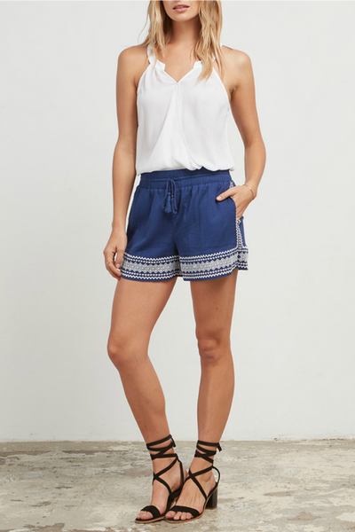 Sedona Embroidered Shorts