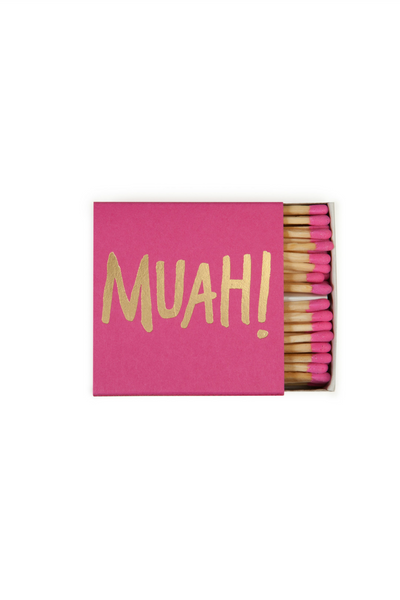 Muah! Mini Matchbox