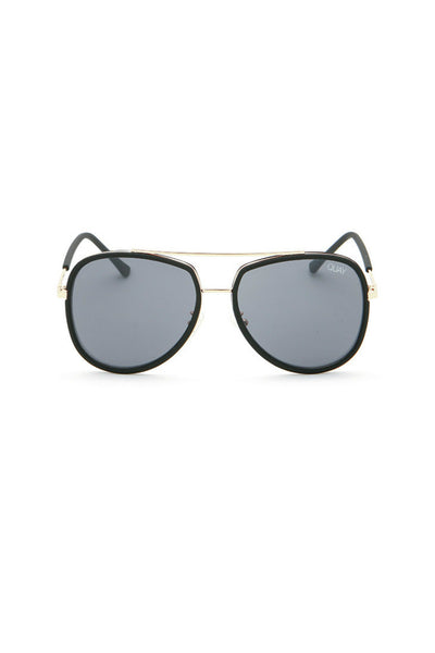 Needing Fame Sunglasses (Black/Smoke)