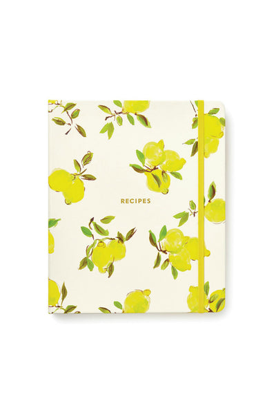 Lemon Recipe Book-In Store Only