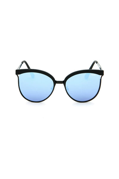 Stardust Sunglasses (Black/Blue)