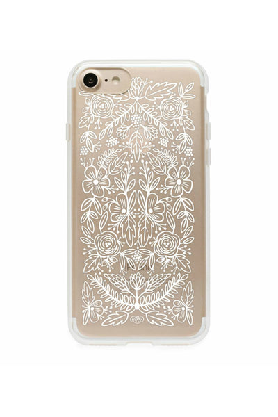 Floral Lace IPhone 6/6s Case