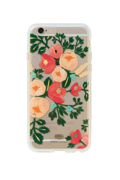 Peach Blossom IPhone 6/6s Plus Case