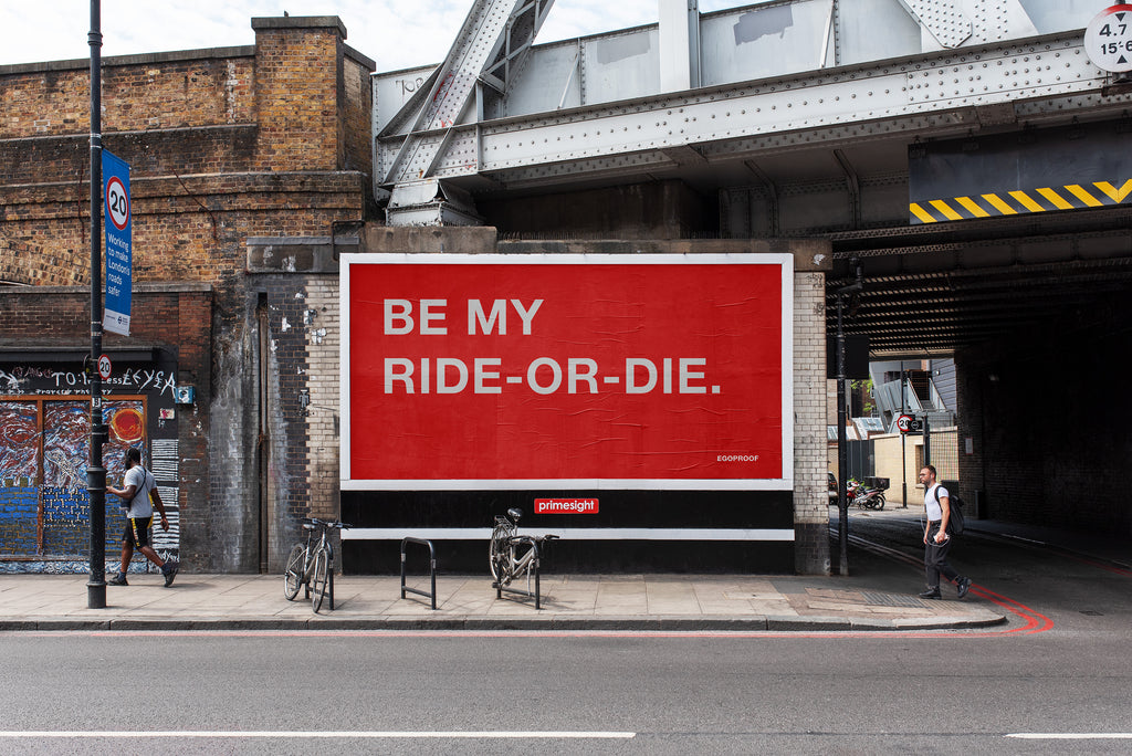 Be My Ride-Or-Die