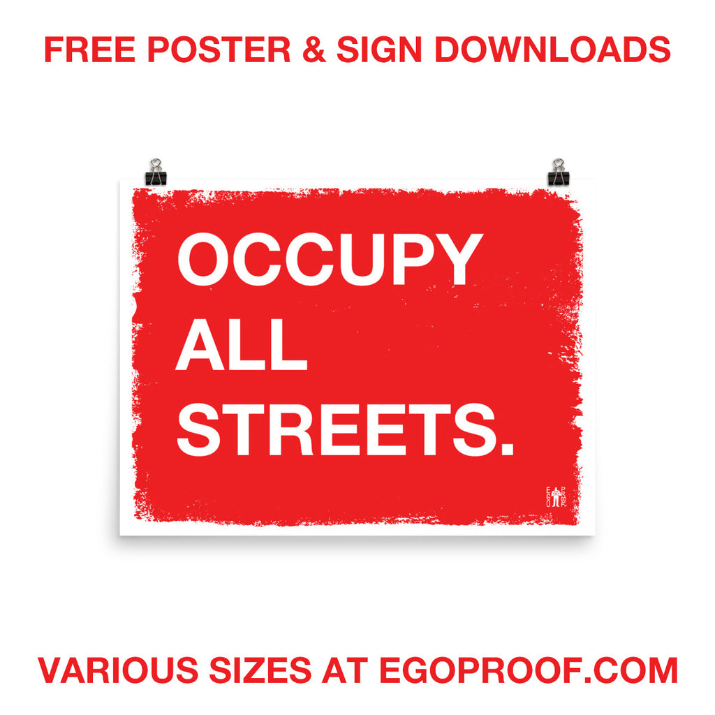Free Protest Signs