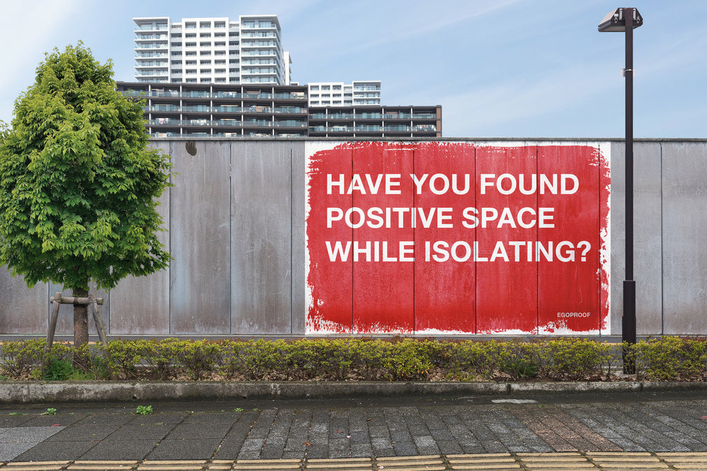 Have You Found Positive Space?