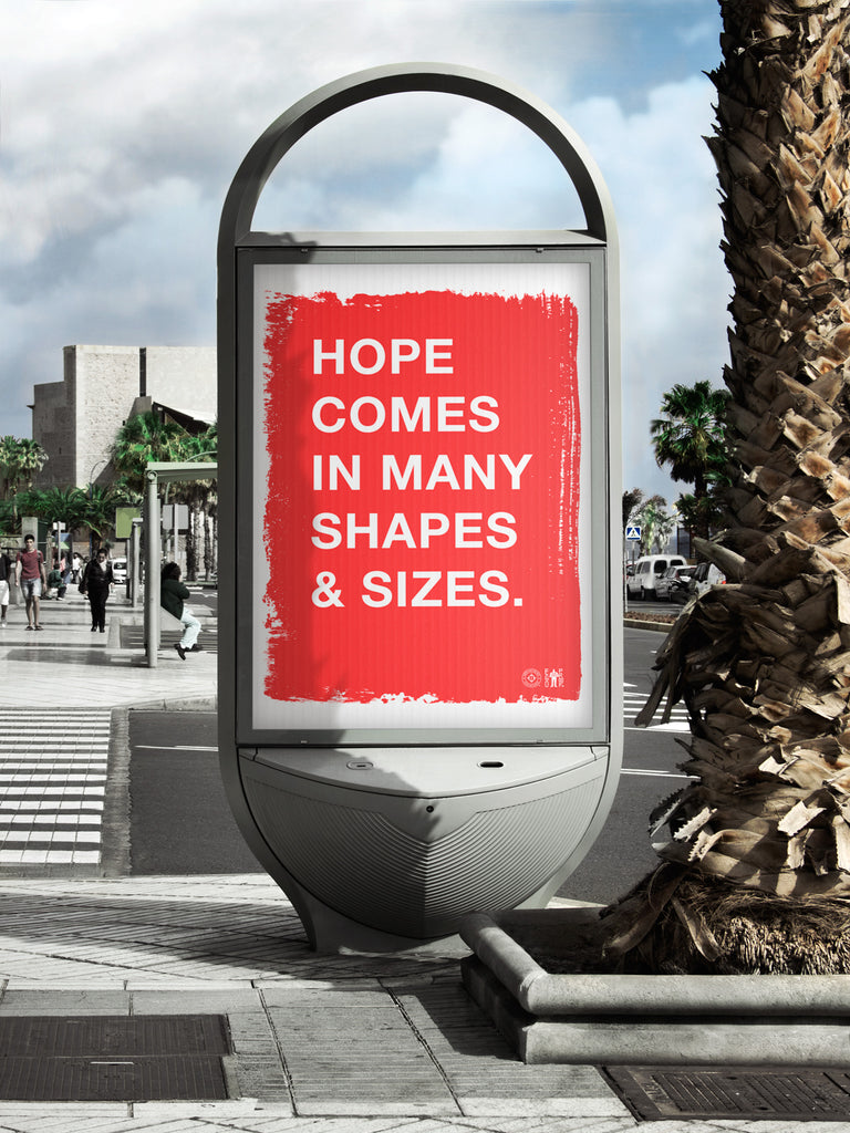 Hope In Shapes And Sizes