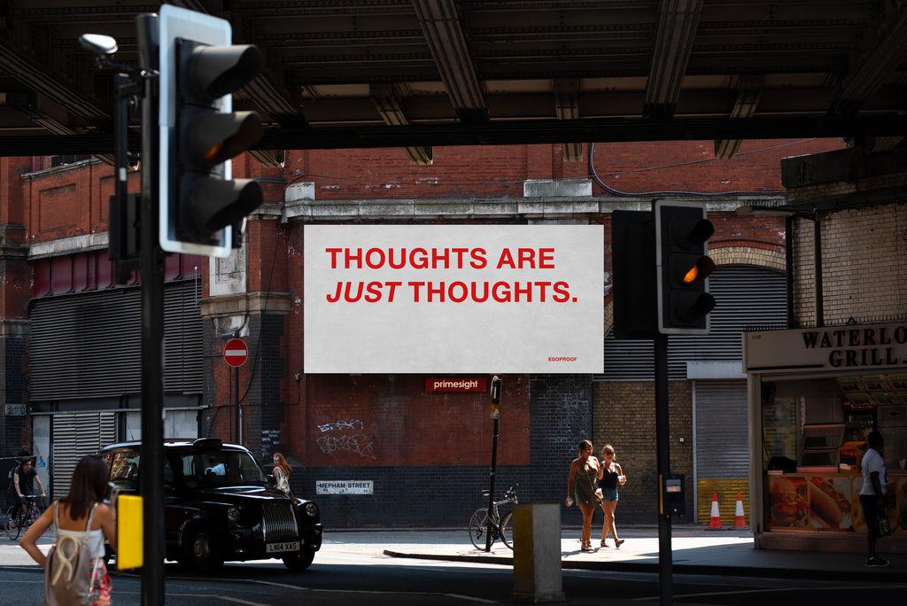 Thoughts Are Just Thoughts