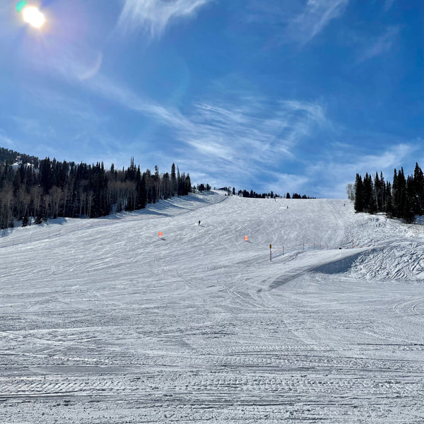 It's A Good Day For A Good Day (Solitude Mountain Resort, UT)