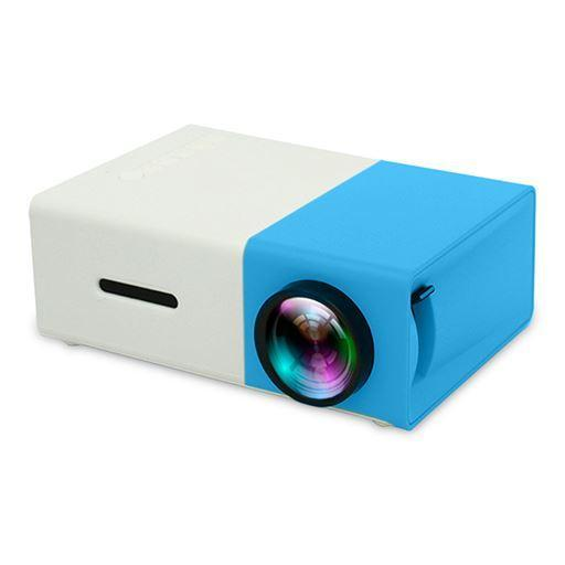 ROCKETPROJECTOR™ Mini Projector 2107 RocketProjector Blue US