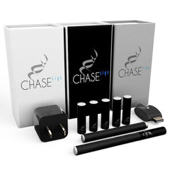 Chase Cigs Starter Kit black