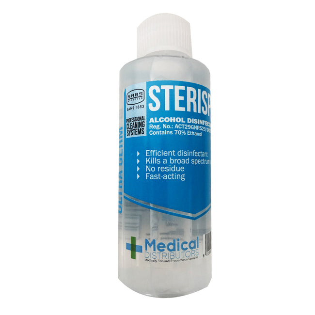 100ml SABS Approved Sterispray Disinfectant 70% Alcohol Hand Disinfectant | Surface Sanitiser