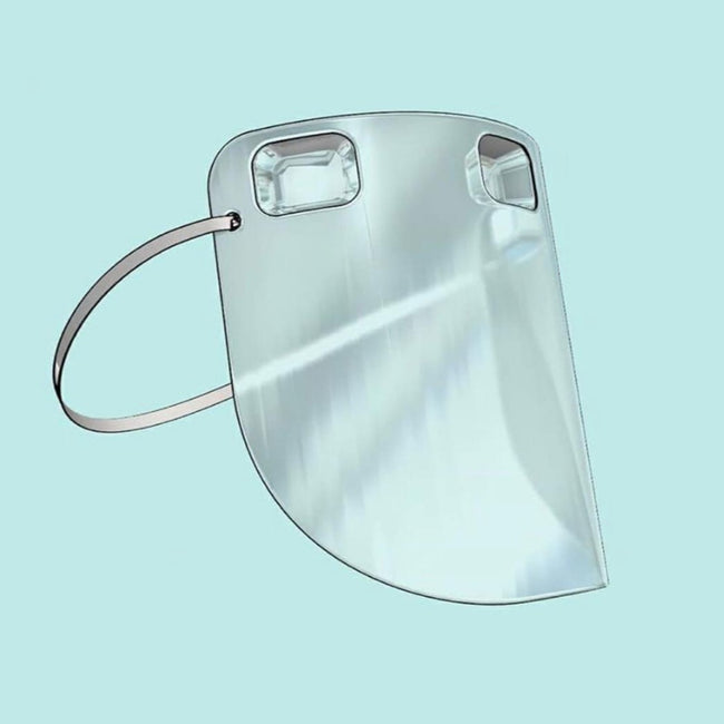 Medical Distributors Personal Protection (PPE) Face Shield For Direct Splash Protection