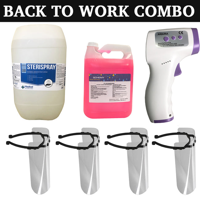 Back To Work Combo Deal