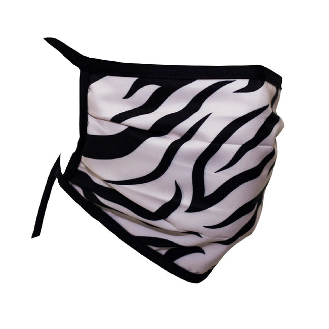 Animal Reusable Triple Layer Face Mask - 4 Pack