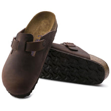 Load image into Gallery viewer, 'Boston' Habana Oiled Leather - Soft Footbed (Regular Width)