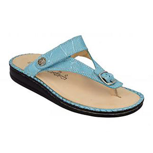 Alexandria Aqua - Soft Footbed