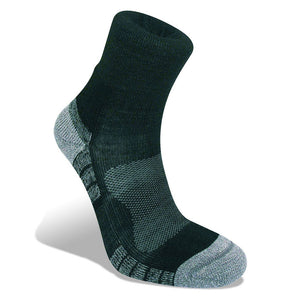 WOOL FUSION Men's Light Trail Socks