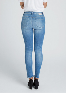 DAWN Jeans - High Sun Up Skinny Cropped