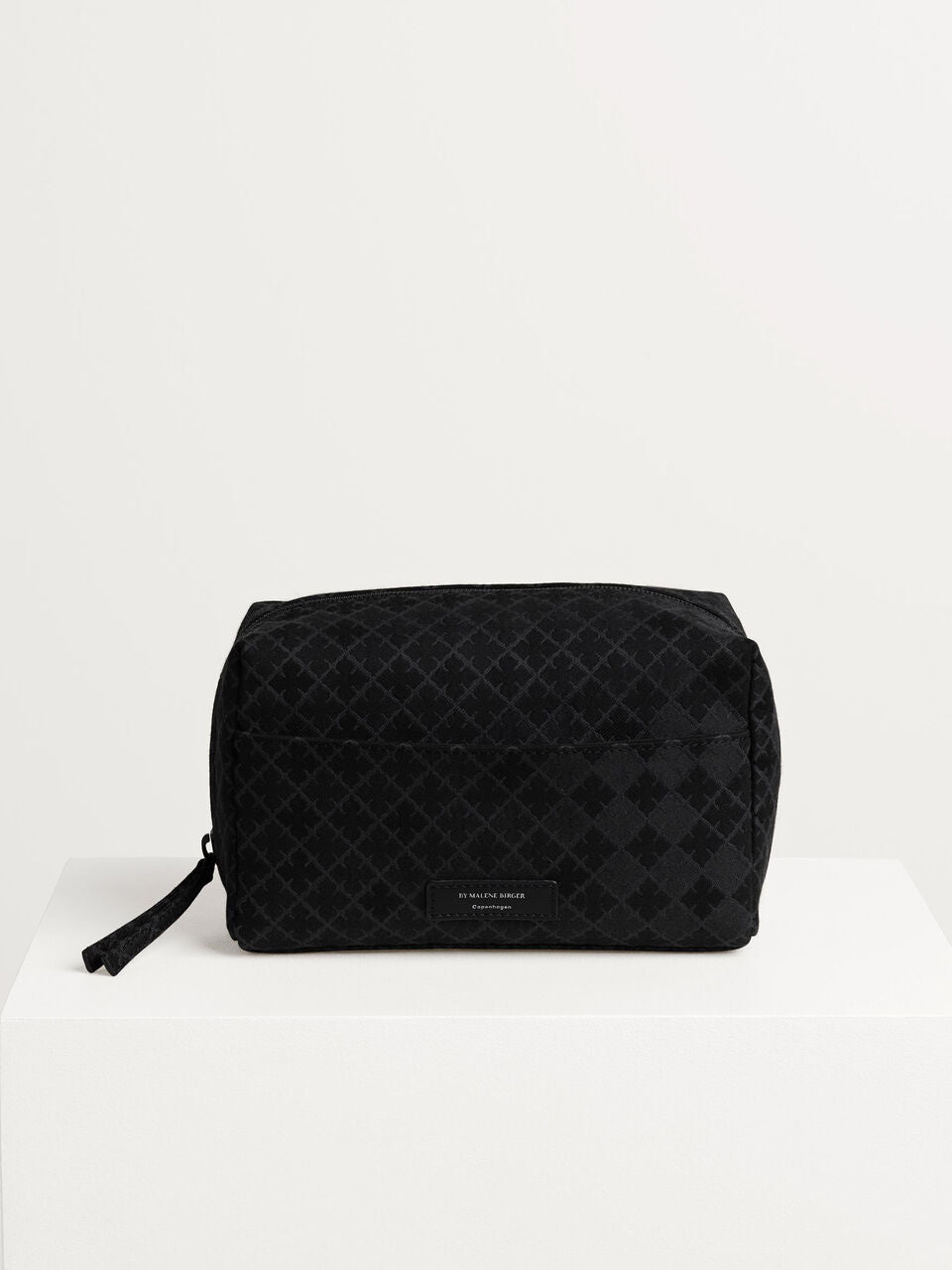 By Malene Birger Kosmetiktasche - Always Full, schwarz